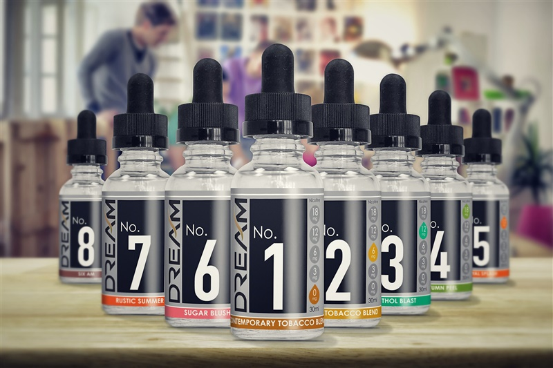 Dream Smoke New E-Liquid Range Hits The Shelves